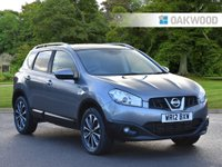 USED 2012 12 NISSAN QASHQAI 1.6 N-TEC PLUS IS DCI 4WDS/S 5d 130 BHP