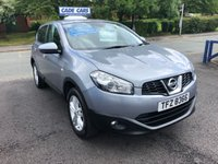 USED 2011 NISSAN QASHQAI 1.6 ACENTA 5d 117 BHP Buy with confidence from a garage that has been established  for more than 25 years.