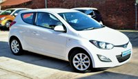 USED 2014 64 HYUNDAI I20 1.2 ACTIVE 3d 84 BHP **** FULL SERVICE HISTORY * £30 ROAD TAX ****
