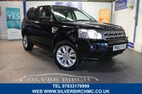 USED 2012 62 LAND ROVER FREELANDER 2.2 SD4 GS 5d AUTO 190 BHP +++Low Deposit Finance Available ++