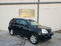 USED 2008 L NISSAN X-TRAIL 2.0 ARCTIX EXPEDITION DCI 5d 171 BHP