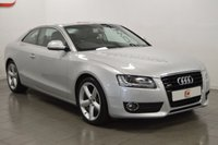 USED 2009 09 AUDI A5 3.0 TDI QUATTRO SPORT 3d 240 BHP VERY LOW MILES + AUDI HISTORY + LEATHER + PART EX WELCOME