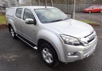 USED 2013 13 ISUZU D-MAX 2.5 YUKON D/C INTERCOOLER TD 1d 164 BHP 3 Months National Warranty - 1 Years MOT and Service for New Owner