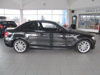 USED 2011 11 BMW 1 SERIES 2.0 118D M SPORT 2d 141 BHP