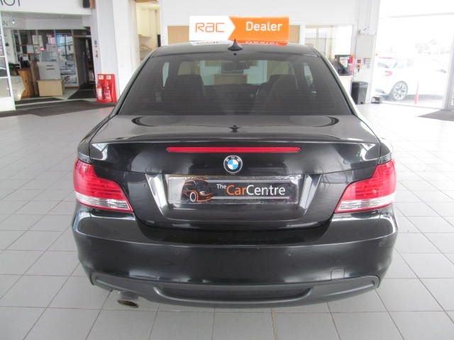 2011 BMW 1 Series 118d M Sport £6,900