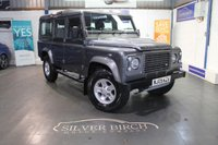 2009 LAND ROVER DEFENDER 2.4 110 COUNTY STATION WAGON 5d 122 BHP £18990.00