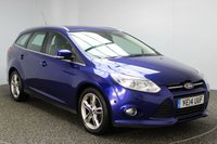USED 2014 14 FORD FOCUS 2.0 TITANIUM X TDCI 5DR 161 BHP NAV 1 OWNER FULL SERVICE HISTORY FULL SERVICE HISTORY + HEATED HALF LEATHER SEATS + REVERSE CAMERA + PARKING SENSOR + BLUETOOTH + CRUISE CONTROL + CLIMATE CONTROL + MULTI FUNCTION WHEEL + DAB RADIO + ELECTRIC WINDOWS + 17 INCH ALLOY WHEELS