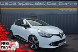 """USED 2013 13 RENAULT CLIO 1.5 DYNAMIQUE S MEDIANAV ENERGY DCI S/S 5d 90 BHP Finished in stunning Glacier White with Black Cloth Upholstery and 17"""" Alloy Wheels. Bluetooth, Parking Sensors, Stop/Start, Cruise Control, Multi Function Wheel, Climate Control and Air Con"""