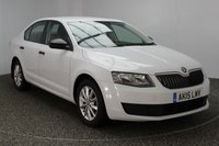 USED 2015 15 SKODA OCTAVIA 1.6 S TDI CR DSG 5DR AUTO 104 BHP FULL SERVICE HISTORY 1 OWNER £20 ROAD TAX SERVICE HISTORY + £20 12 MONTHS ROAD TAX + HEATED SEATS + BLUETOOTH + AIR CONDITIONING + DAB RADIO + ELECTRIC WINDOWS + ELECTRIC MIRRORS + RADIO/CD/AUX/USB + 16 INCH ALLOY WHEELS