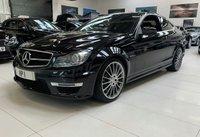 2013 MERCEDES-BENZ C CLASS 6.2 C63 AMG 2d AUTO 457 BHP COUPE £24895.00