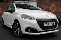 USED 2016 16 PEUGEOT 208 1.2 PURETECH XS LIME 5d 82 BHP