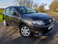 USED 2014 14 DACIA SANDERO 1.1 AMBIANCE 5d + 2 FORMER KEEPERS + 2 KEYS