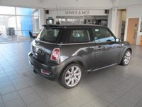 USED 2011 61 MINI HATCH COOPER 1.6 COOPER S 3d 184 BHP