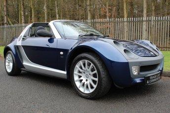 2005 SMART ROADSTER 0.7 80 AUTO LHD 2d 100 BHP £3750.00