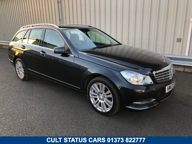 2013 13 MERCEDES-BENZ C CLASS 2.1 C220 CDI BLUEEFFICIENCY EXECUTIVE SE AUTO 168 BHP ESTATE