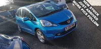 USED 2009 09 HONDA JAZZ 1.3 I-VTEC ES I-SHIFT 5d AUTO 98 BHP 6 Month PREMIUM Cover Warranty - 12 Month MOT (With No Advisories) - Fresh Oil & Filter Service Included