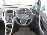 USED 2011 11 VAUXHALL ASTRA 1.4 EXCLUSIV 5d 98 BHP
