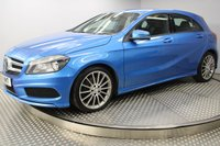 USED 2014 14 MERCEDES-BENZ A CLASS A220 CDI BLUEEFFICIENCY AMG SPORT 5d AUTO 170 BHP