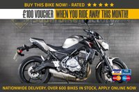 USED 2018 18 KAWASAKI ER-6N - NATIONWIDE DELIVERY, USED MOTORBIKE. GOOD & BAD CREDIT ACCEPTED, OVER 600+ BIKES IN STOCK