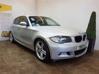 2009 BMW 1 SERIES 2.0 120D M SPORT 5d 175 BHP £5490.00