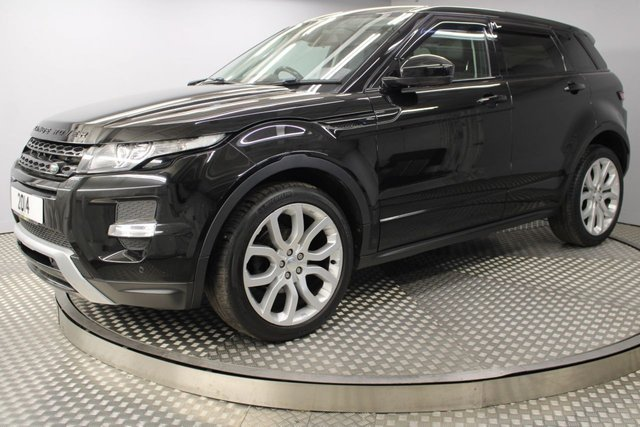 USED 2014 J LAND ROVER RANGE ROVER EVOQUE 2.2 SD4 DYNAMIC 5d 190 BHP