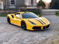 USED 2016 FERRARI 488  FERRARI 488 GTB AUTO 660 BHP