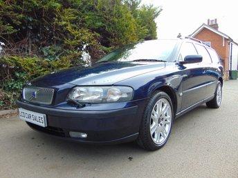 2003 VOLVO V70 2.3 PETROL T5 SE AUTOMATIC  £3990.00