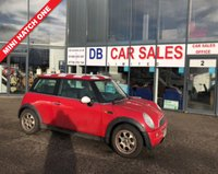 USED 2002 51 MINI HATCH ONE 1.6 ONE 3d 89 BHP NO DEPOSIT AVAILABLE, DRIVE AWAY TODAY!!