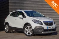 USED 2015 15 VAUXHALL MOKKA 1.4 EXCLUSIV S/S 5d 138 BHP £0 DEPOSIT BUY NOW PAY LATER - FULL VAUXHALL S/H - 1 OWNER