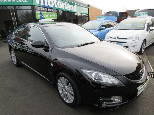 USED 2010 10 MAZDA 6 2.2 D TS2 5d 163 BHP **JUST ARRIVED ..**SAT NAV..**BLUETOOTH..**TEST DRIVE TODAY!