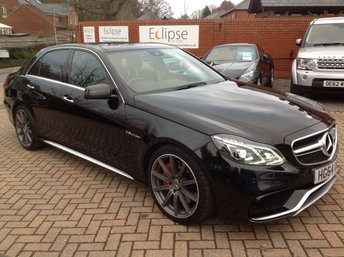 View our MERCEDES-BENZ E 63 AMG