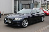 USED 2013 63 BMW 5 SERIES 2.0 520d SE Touring 5dr