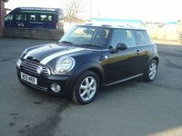 2009 MINI HATCH COOPER 1.6 COOPER 3d 118 BHP £3750.00