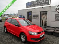 USED 2010 10 VOLKSWAGEN POLO 1.2 S A/C 3d 70 BHP