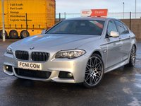 USED 2012 12 BMW 5 SERIES 2.0 520D M SPORT AUTO Massive Spec, call for details