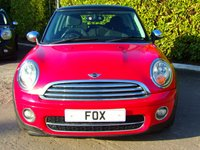 USED 2009 09 MINI HATCH COOPER 1.6 COOPER D 3d 108 BHP