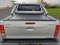 USED 2011 11 TOYOTA HI-LUX 3.0 INVINCIBLE 4X4 D-4D DCB 1d AUTO 169 BHP