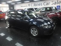 2014 VOLKSWAGEN GOLF 1.6 MATCH TDI BLUEMOTION TECHNOLOGY 5d 103 BHP £7990.00