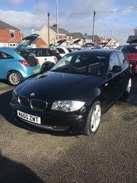2010 BMW 1 SERIES 2.0 116D SPORT 5d 114 BHP £4395.00