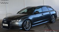 2016 AUDI A6 AVANT 2.0TDi ULTRA S-LINE BLACK EDITION ESTATE AUTO 190 BHP £SOLD