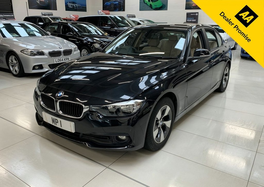 2015 BMW 3 Series 320d ED Plus £13,395