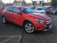 2016 MERCEDES-BENZ GLA-CLASS 2.1 GLA 200 D SPORT EXECUTIVE 5d AUTO 134 BHP £16500.00
