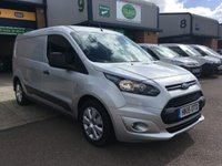 2015 FORD TRANSIT CONNECT 1.6 240 TREND P/V 1d 94 BHP £7295.00