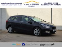 USED 2014 14 KIA CEED 1.6 CRDI 3 ECODYNAMICS 5d 126 BHP Full Service History Huge Spec Buy Now, Pay Later Finance!