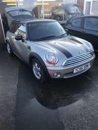 USED 2006 56 MINI HATCH COOPER 1.6 COOPER 3d 118 BHP