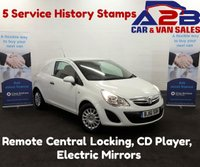USED 2011 61 VAUXHALL CORSA 1.3 CDTI ECOFLEX, 5 Service History Stamps, Remote Central Locking, CD Player, Electric Mirrors **Drive Away Today** Over The Phone Low Rate Finance Available