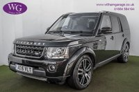 2016 LAND ROVER DISCOVERY