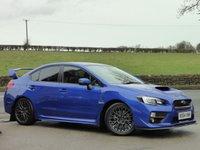 USED 2014 64 SUBARU WRX 2.5 STI TYPE UK 4d 300 BHP IMMACULATE CAR, FULL SERVICE HISTORY