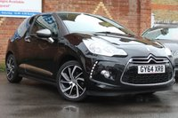 USED 2015 64 CITROEN DS3 1.2 PURETECH DSTYLE PLUS S/S 3d 109 BHP * £20 ROAD FUND TAX *