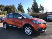 USED 2015 15 RENAULT CAPTUR 1.5 DCI DYNAMIQUE MEDIANAV ENERGY S/S 5d WITH SAT NAV AND SERVICE HISTORY NO DEPOSIT ECP/PCP/HP FINANCE ARRANGED, APPLY HERE NOW